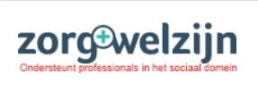 Logo zorg+welzijn